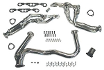 1973-1991 Blazer and Jimmy 4WD SBC without Heat Riser with 3-inch Cat. Inlet and 4-6-inch Lift with Dual AIR Smog Fittings THY-364Y7-DA-C