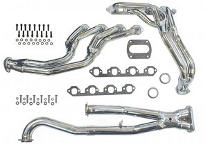 1988-1992 Ford Class A Motorhome Headers 460 V8 Fuel Injected #2 with AIR Tubes THY-214Y-FI2-S-C