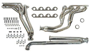 1993-1/2-1997 Ford Class A Motorhome Headers 460 V8 Fuel Injected with AIR Injection THY-214Y-FI4-C