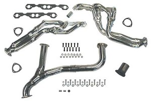 1973-1987 Truck and 1973-1991  Suburban, Blazer and Jimmy 4WD SBC without Heat Riser without Smog Fittings THY-364Y2-C