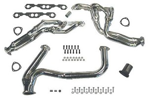 1973-1991 Blazer and Jimmy 4WD SBC without Heat Riser with 3-inch Cat. Inlet with Smog Fittings THY-364Y5-S-C