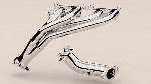 1995-1999 Toyota Tacoma  Headers 2.4L and 2.7L with 3.5-inch Cat Flange Bolt Width THY-506-C