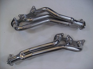 2005-2012 Toyota 4-Runner  Headers 4.0L Long Tube Off-Road Only THY-515-LS-C